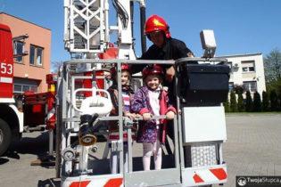 Ponad 300 osób odwiedziło słupeckich strażaków