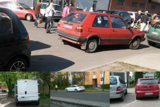 Mistrzowie kierownicy: Jarmarczna blokada