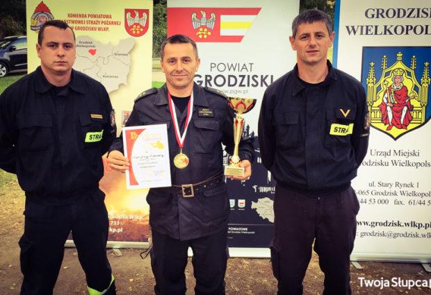Jurek Mistrzem Wielkopolski!