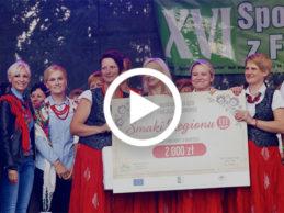 XVI Spotkania z folklorem (VIDEO)