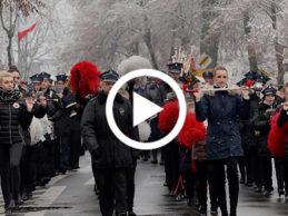 Święto Niepodległości w Słupcy (VIDEO)