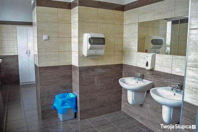 Odnowili łazienki W Trójce Twojasłupcapl